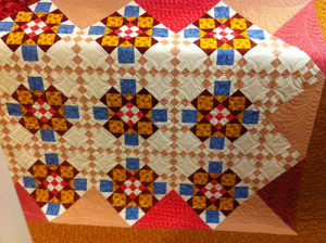 Let's Quilt Wednesday: Will Pressing Seams Open Ruin My Quilt?