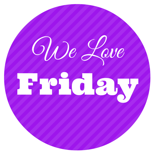 We Love Friday Badge