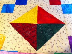 Long Arm Quilting: Kelly #6 & Carol #20