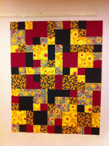 AccuQuilt Studio Take 5 Quilt – Finished and a Video!
