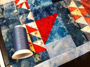 Little Fishes Long Arm Quilting