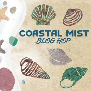 We Love Fridays: Coastal Mist Blog Hop