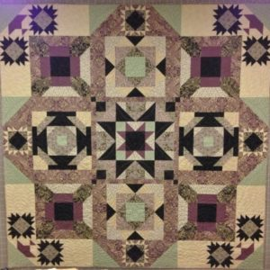 Downton Abbey Mystery Quilt Along: Dowager Countess Explored