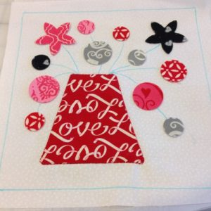 We Love Friday: Die Cut Applique Tips for Splendid Sampler Block 4