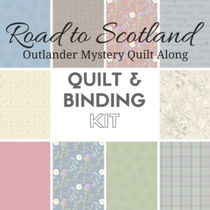 Road to Scotland Quilt Kit